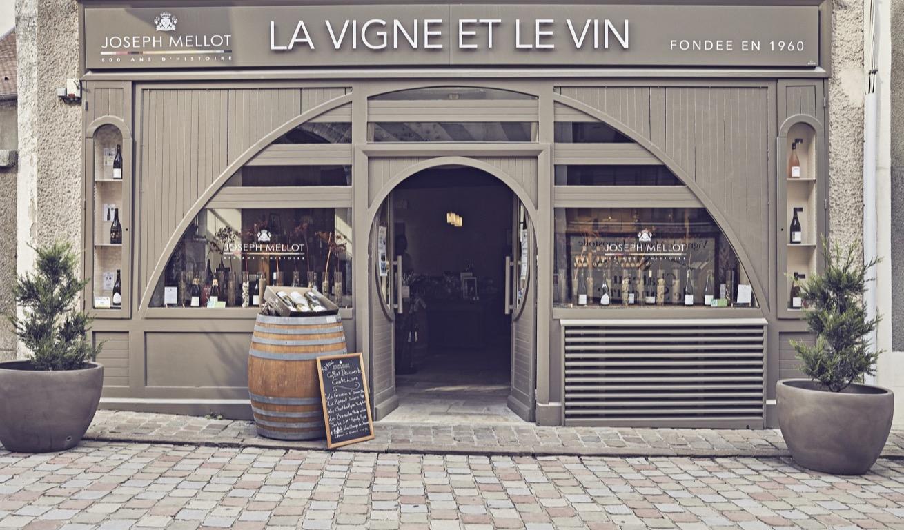 Joseph Mellot - The Boutique La Vigne et le Vin