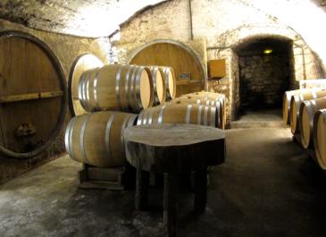 Joseph Mellot - La cave historique