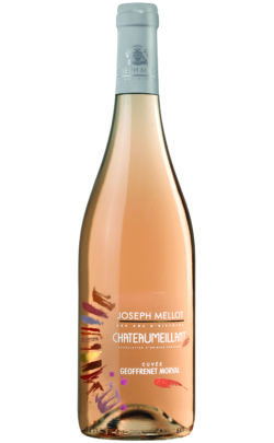 Joseph Mellot - CUVEE GEOFFRENET MORVAL CHATEAUMEILLANT ROSE 2018
