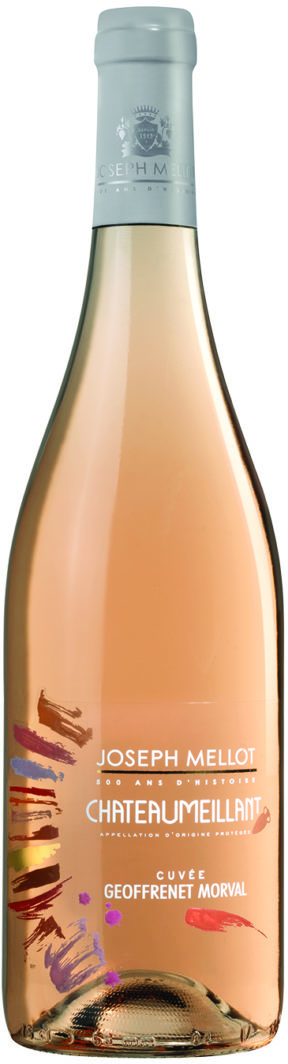 Joseph Mellot - 4140GEOFFRENEY MORVAL CHATEAUMEILLANT ROUGE 2016