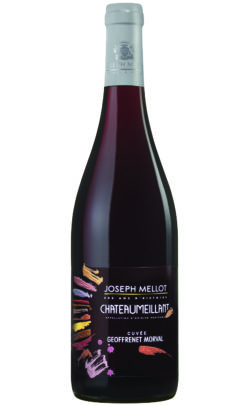 Joseph Mellot - GEOFFRENEY MORVAL CHATEAUMEILLANT ROUGE 2016