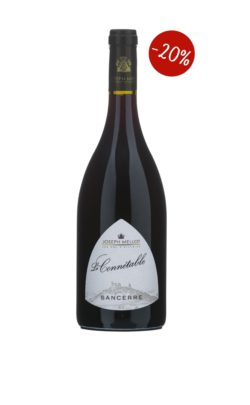 Joseph Mellot - LE CONNETABLE SANCERRE ROUGE 2014