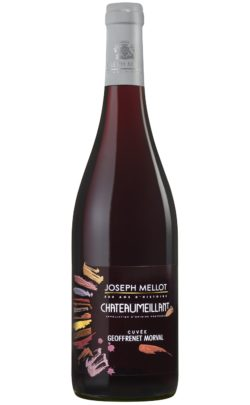 Joseph Mellot - GEOFFRENEY MORVAL CHATEAUMEILLANT ROUGE 2018