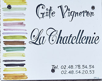 Joseph Mellot - Le gite La Chatellenie