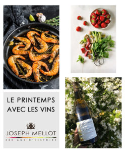 Joseph Mellot - In May, do as you please… at the table!