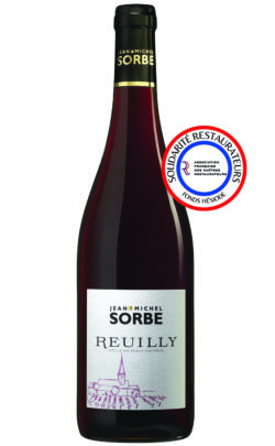 Joseph Mellot - JEAN-MICHEL SORBE REUILLY ROUGE 2018